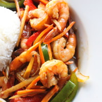 Thai Ginger Stir Fry