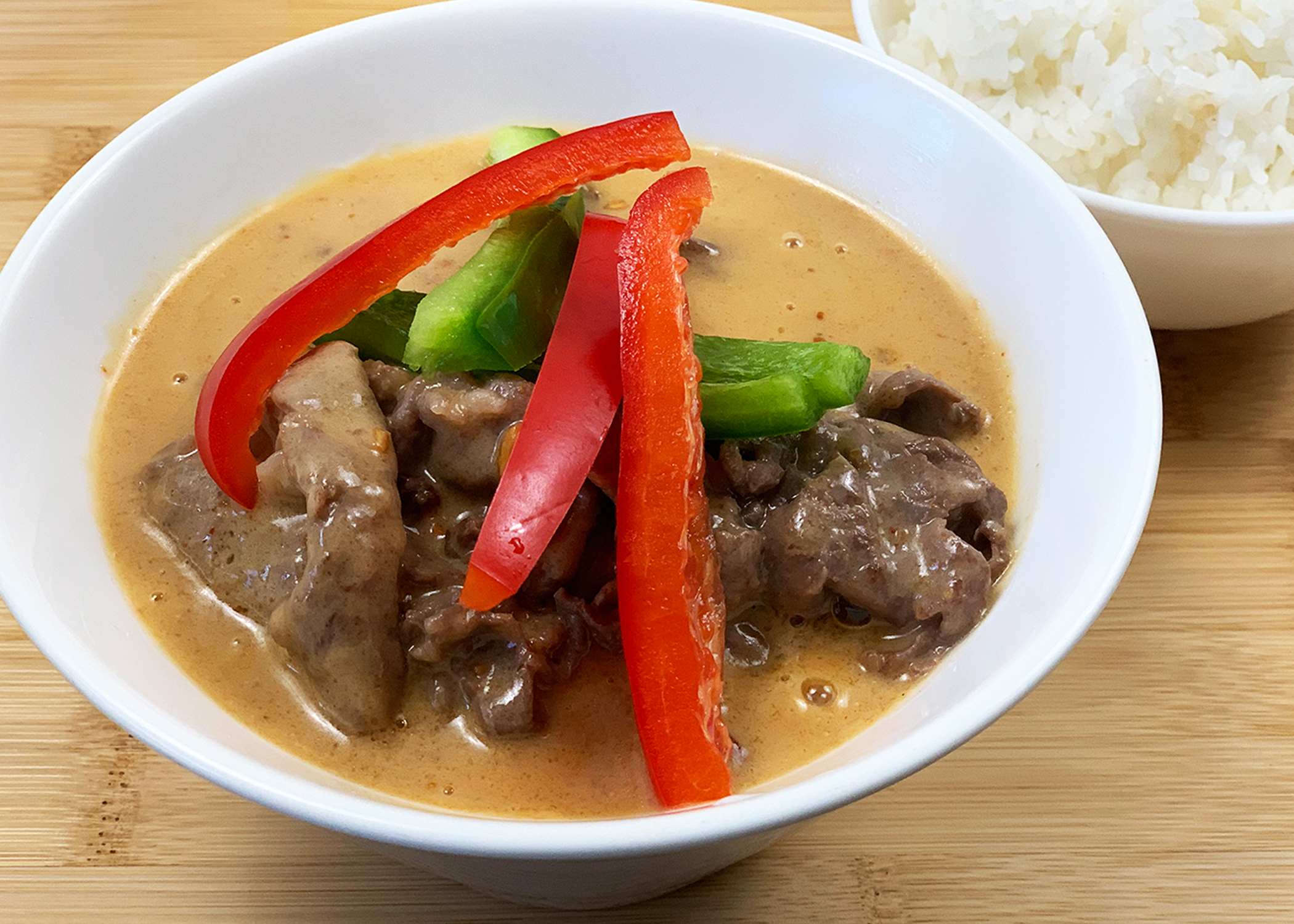 Panang Curry Beef