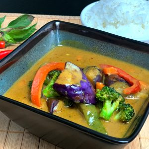 Thai Golden Curry Vegetable